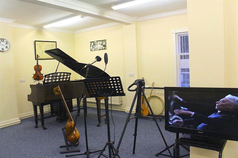 Dedicated Film & Music Studios